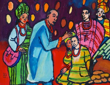 Nigeria wedding