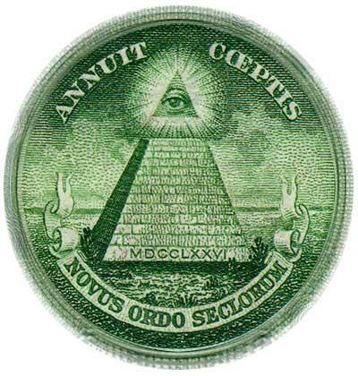 Image result for eye pyramid us dollar
