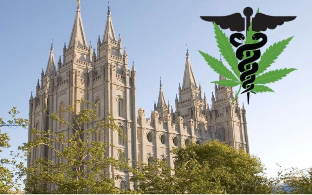 Utah Mormons vs. Medical Marijuana