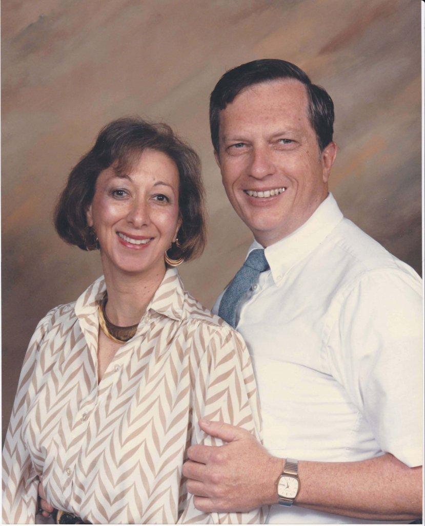 Rev. Diane Chapin and husband Don Chapin