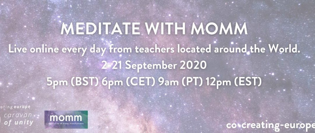 September 2020 Global Meditation