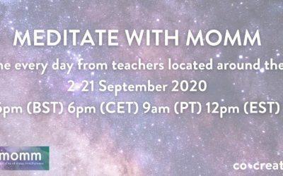 September 2020 Global Meditation