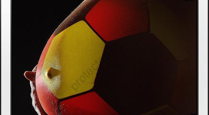 Fussballbauch - Wir haben ihn lieb -- unseren deutschen Fußball ;-) - allgemein - Fußball, babybauch, Allgemein