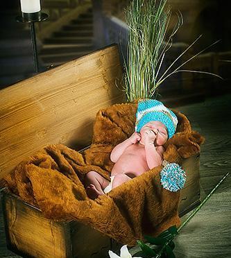 noch ein paar newborn Fotos