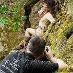 Making of 063 - Pocahontas-Shooting-- funny making of - status, outdoor, fototips, abseits-des-alltags - outdoor, Making of, Frauen, Ein Tag im Leben eines Fotografens, Draußen, Die Geschichte hinter den Fotos