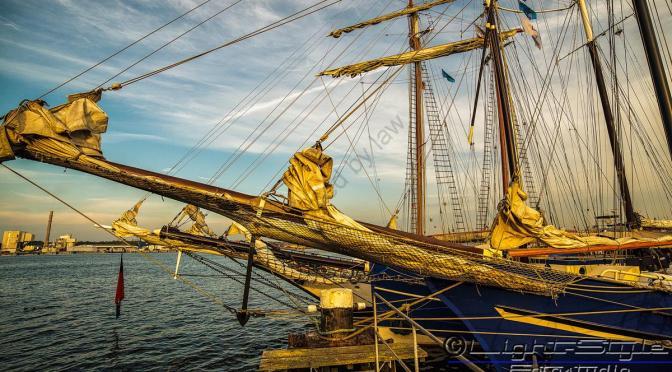 Sonne, Meer, Segelschiffe…. die Kieler Woche 2015 … ein Traum