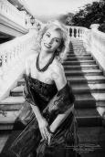Glamour, 50th, besondere Porträt, Marilyn Monroe, mit 50thGlamour ins neue Jahr, Fotostudio Light-Style`s Blog