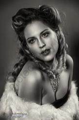 Tamara 3 - Der HOLLYWOOD -Glamour geht weiter - portraets, modelle, glamour, besondere-portraets, allgemein, alles, abseits-des-alltags - Porträts, Hollywood, Glamour, Frauen, 50th