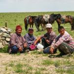Mongolei 2003 110 - Impressum -  -