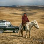 Mongolei 2003 54 - Wer sagt dass man bei Sch..... Wetter nicht auch fotografieren kann? - allgemein - Frauen, Fashion, Die Geschichte hinter den Fotos