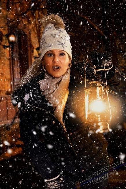Winterstimmung 1 31 - Winterwonderland - im Studio - rund-um-rodenbach, portraets, besondere-portraets, abseits-des-alltags - Porträts, Glamour, Frauen, besondere Porträts