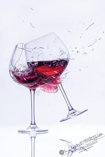springendes Glas--3