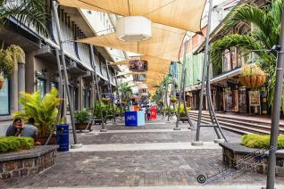 überall gibt auch moderne Shopping-Malls