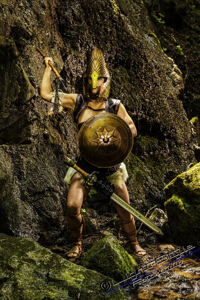 , Die Kriegerin vom Black Forrest, Fotostudio Light-Style`s Blog, Fotostudio Light-Style`s Blog
