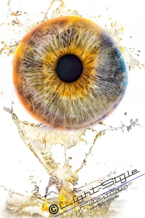 Irisfoto 10 2 - Euer Irisfoto - einfach geil - irisfotos - Porträts, Liebe ist, Irisfoto, Geschenke, besondere Porträts