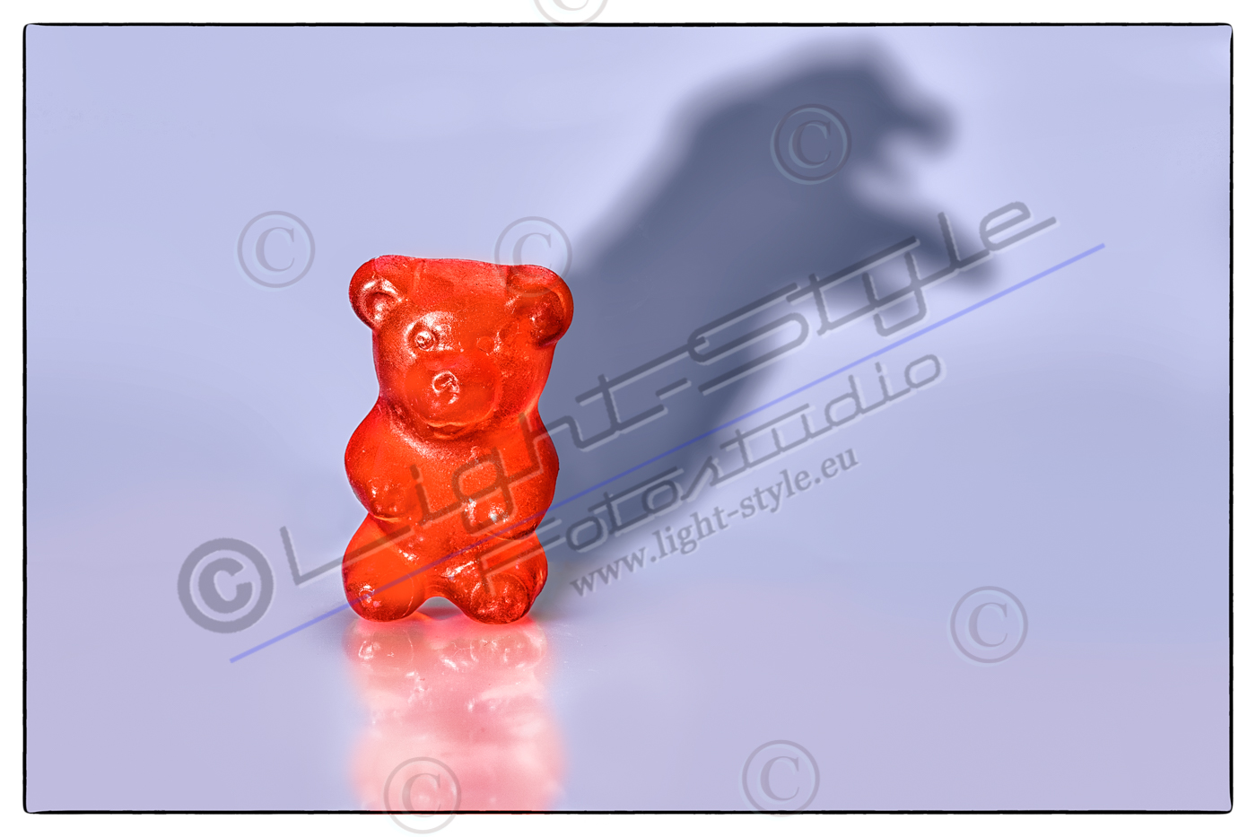 Dangerous Gummy Bear-1