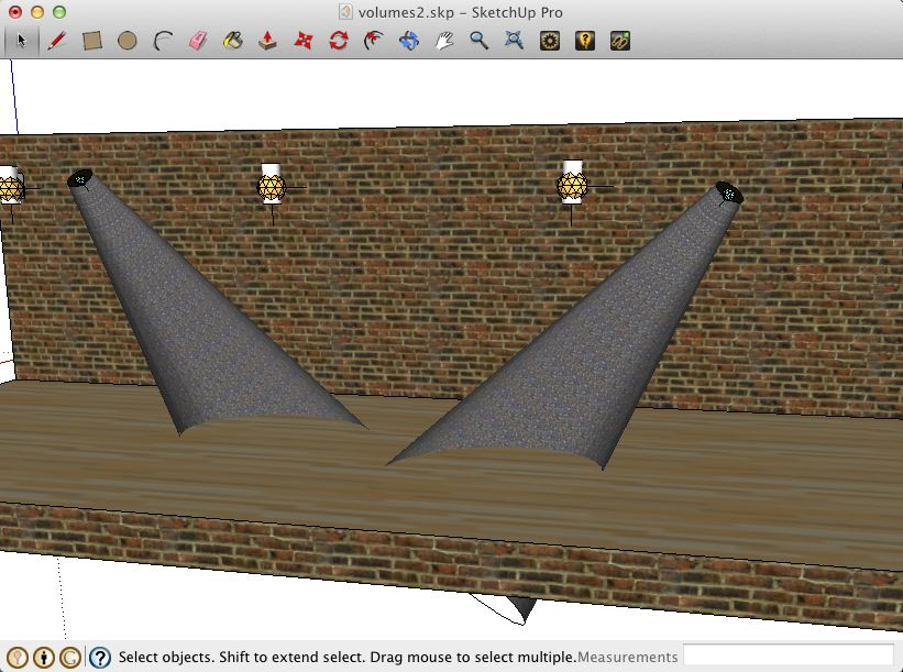 Sketchup Lighting  the best vray setting in 2013 exterior lighting