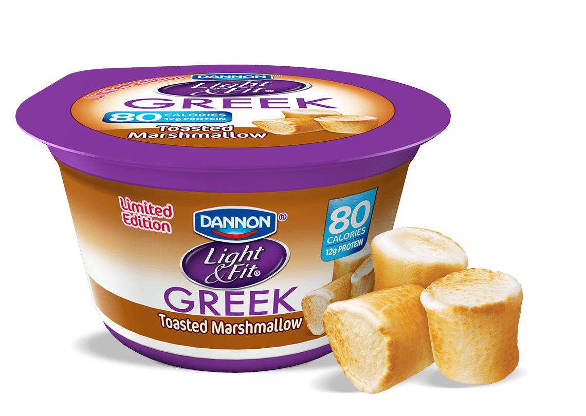 Dannon Light And Fit Greek