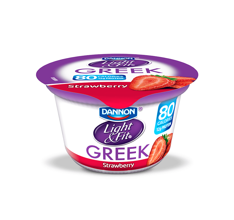 Greek Yogurt Light Amp Fit
