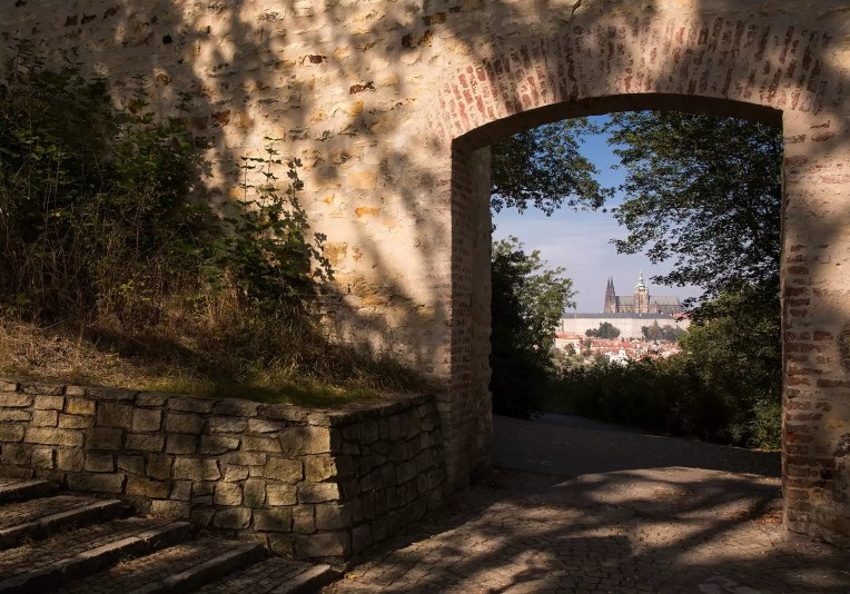 Entrance in the City Wall