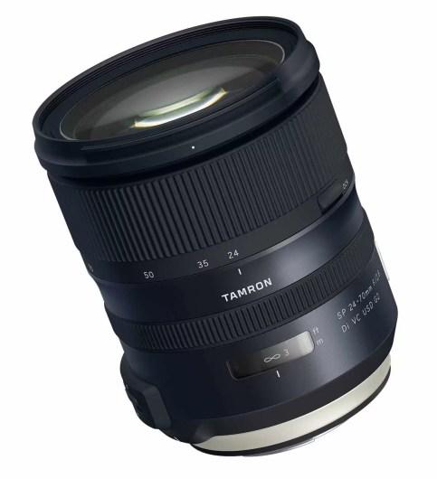 Tamron SP 24-70 f/2.8 Di VC USD G2