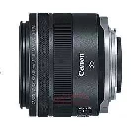 Leaked photo of Canon RF 35mm f/1.8 IS STM Macro
