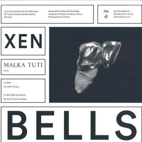 עטיפת התקליט של Xen