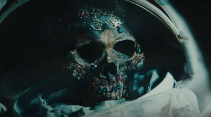 Major Tom Skull