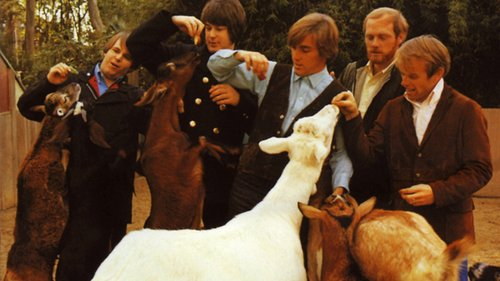 "עטיפת האלבום ""Pet Sounds"""