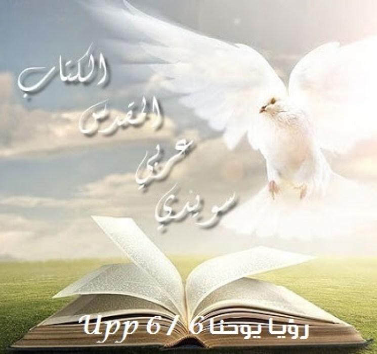 رؤيا يوحنا 6 / 6 Uppenbarelseboken