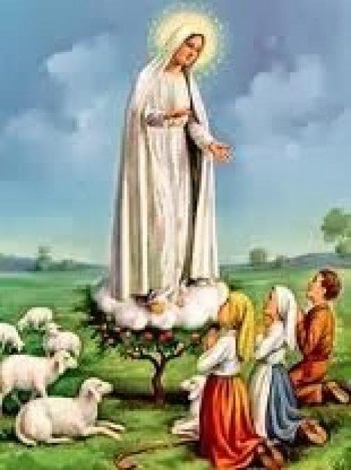 قصة ظهور العذراء مريم على الأطفال الثلاث في فاطيما بالبرتغال 6