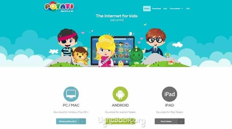 Protect Your Child Online From Risks With Potati Browser