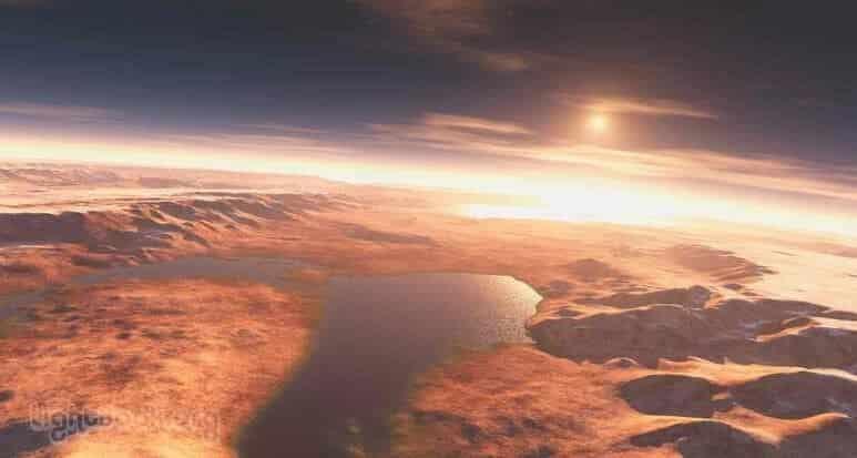 Photo of علماء NASA يؤكدون وجود المياه على سطح المريخ (بالفيديو)