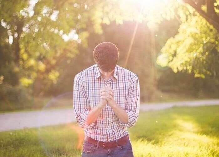 مناجاة مع الله بعنوان خدعتني نفسي تأمل روحي للقديس اغسطينوس