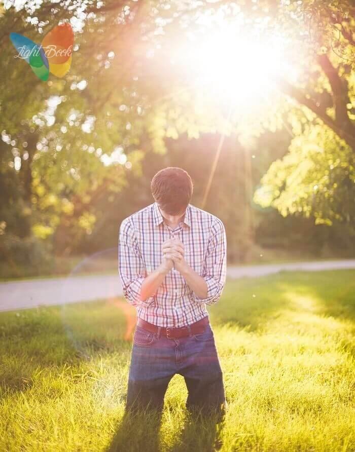 مناجاة مع الله بعنوان خدعتني نفسي تأمل روحي للقديس أغسطينوس