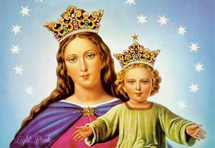 قصيدة أمي البتول مريم عطفك وانظري الأرض غطتها الدماء