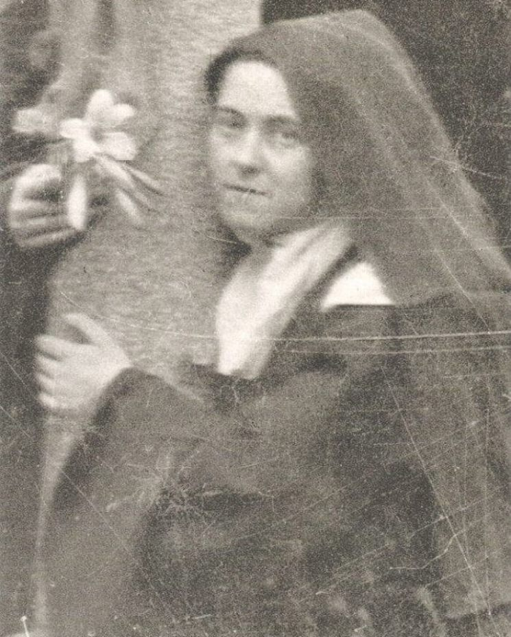 Real St. Therese of the Child Jesus Pictures Taken By Her Sister Selena-18