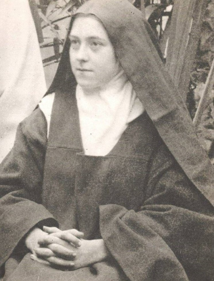 Real St. Therese of the Child Jesus Pictures Taken By Her Sister Selena-27