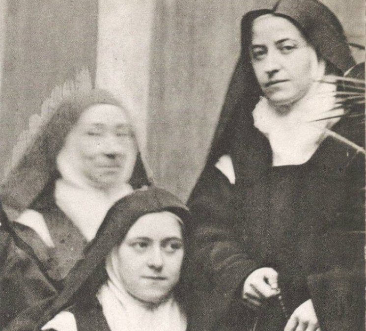 Real St. Therese of the Child Jesus Pictures Taken By Her Sister Selena-3