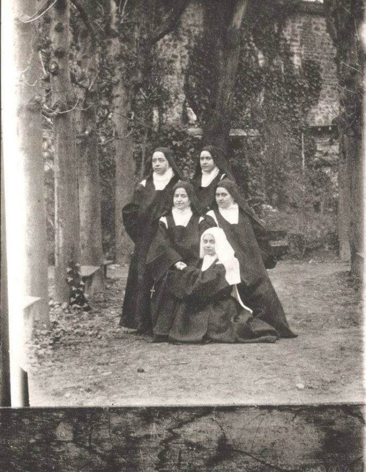 Real St. Therese of the Child Jesus Pictures Taken By Her Sister Selena-31