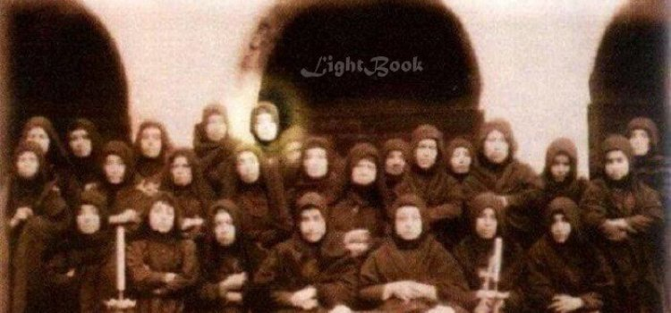 Real Pictures to Saint Rafqa the Lebanese Maronite Nun-1