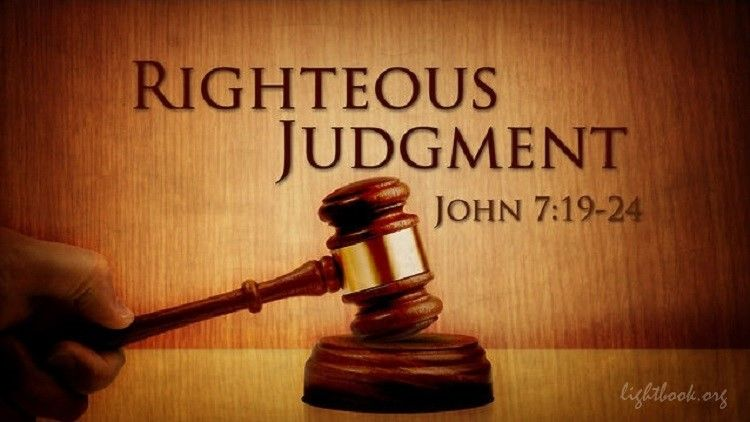 Bible Verses about Legal Issues