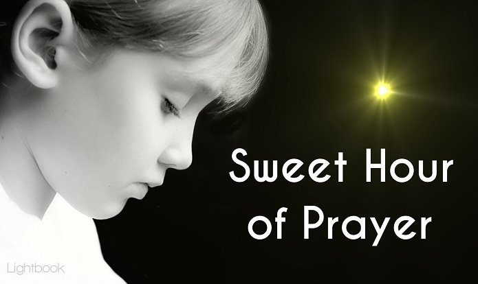 Sweet Hour of Prayer that Calls Me from this World of Care - Hymn with Lyrics