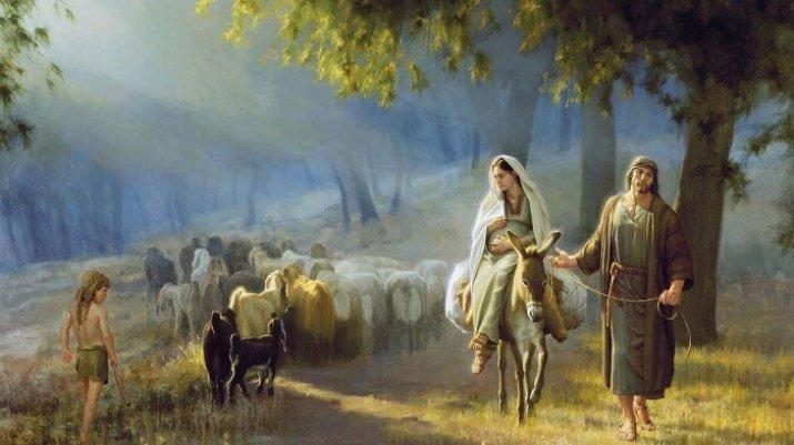 صلاة للطفل يسوع ليلة ميلاده العجائبي في بيت لحم - فيديو ونص