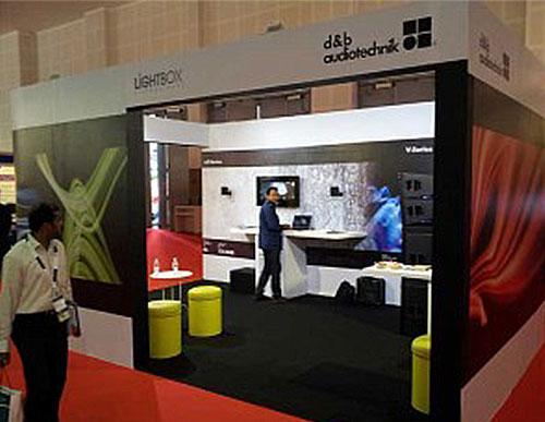 Lightbox Professional At Dubai World Trade Center Lightbox