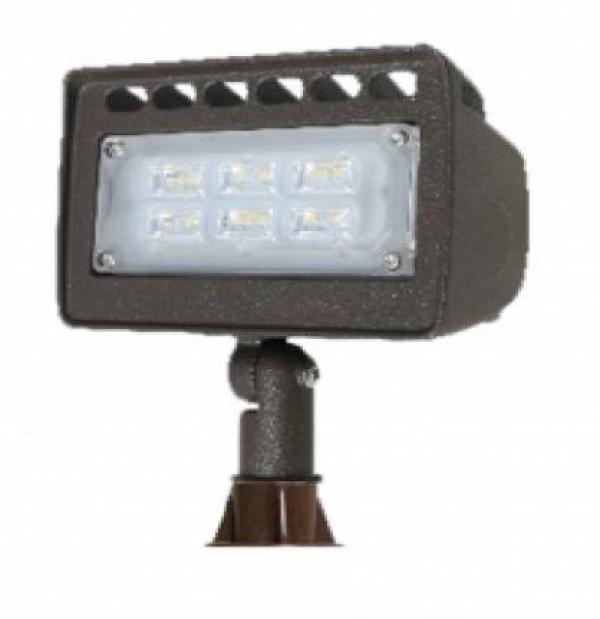 westgate lf4 12v 50w die cast aluminum 12 volt 50 watt led integrated landscape flood light