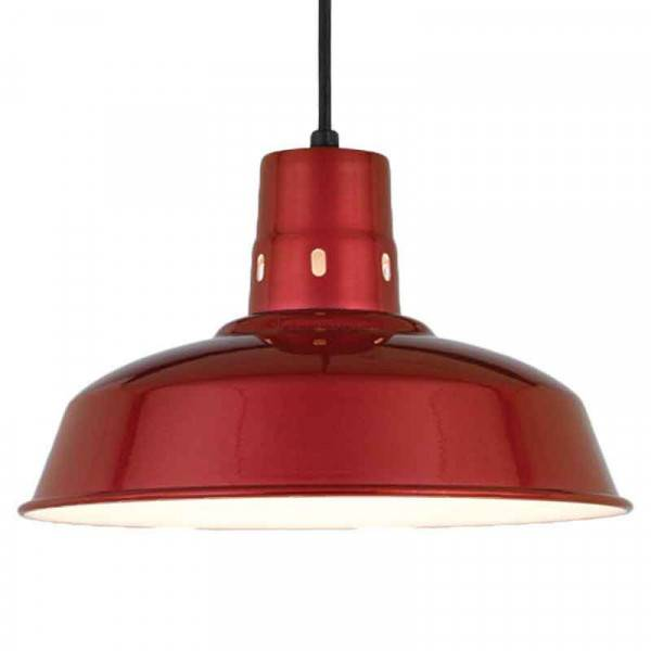 hi lite h 15614 vented warehouse barn shade 14 optional color and mounting configuration