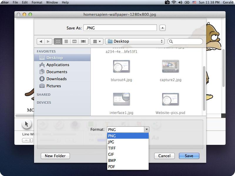 Screenshot Editor Mac 破解版 简单易用的截图编辑器