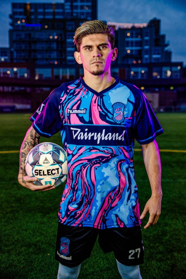 Forward Madison FC Jersey