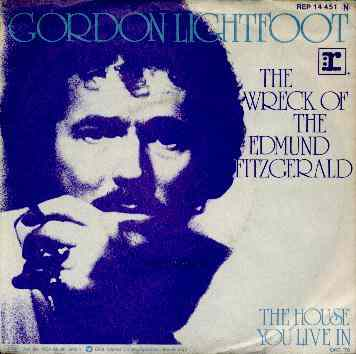 Gordon Lightfoot The Wreck of the Edmund Fitzgerald